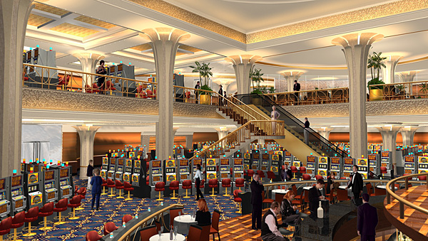 Casino Motecarlo, 3D Animation